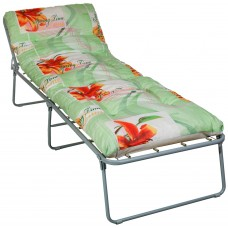 Металлическая кровать Надин с648