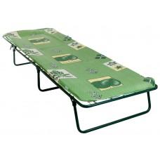 Кровать раскладная полумягкая (10мм) листовой поролон